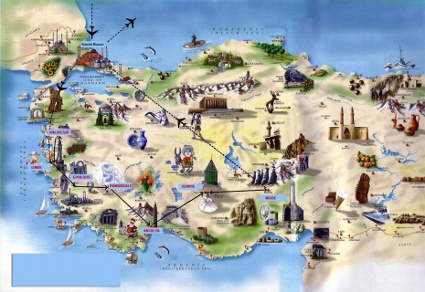 Турция экскурсии