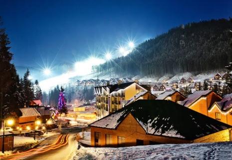 Отдых в Карпатах на Новый год и Рождество 2015 из Одессы от 290 грн./сутки