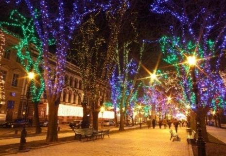 «Новый год по-Одесски»